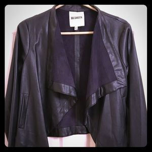 BB Dakota Black Blazer